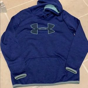 Under Armour boys Youth L hoodie